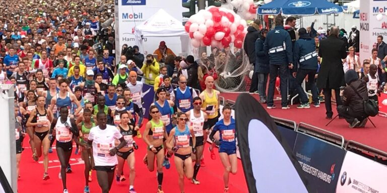 Warum ein Marathon der beste Familienausflug sein kann