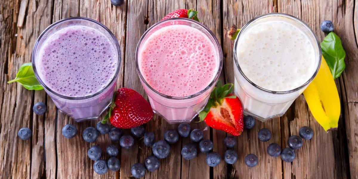 Gesund erfrischen mit 8 alternativen Sportgetränken   #BeatYesterday