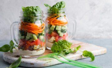 5 Meal-Prep-Ideen fürs Büro: So kochst du dich fit durch die Woche