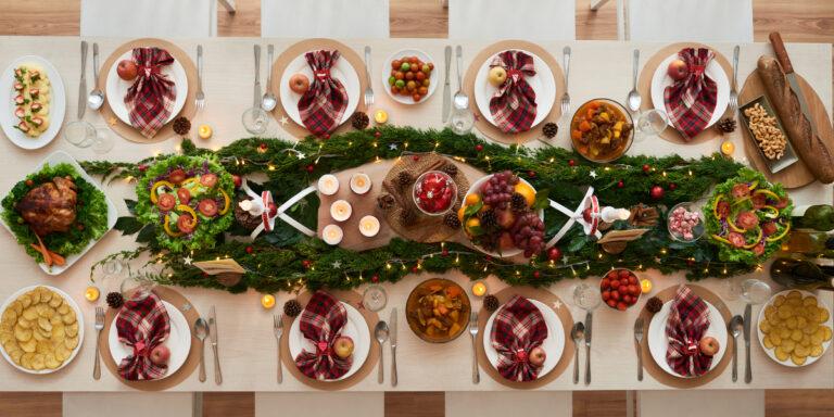 Alternatives Weihnachtsessen.Leichtes Weihnachtsessen Kalorienarme Weihnachtsgerichte