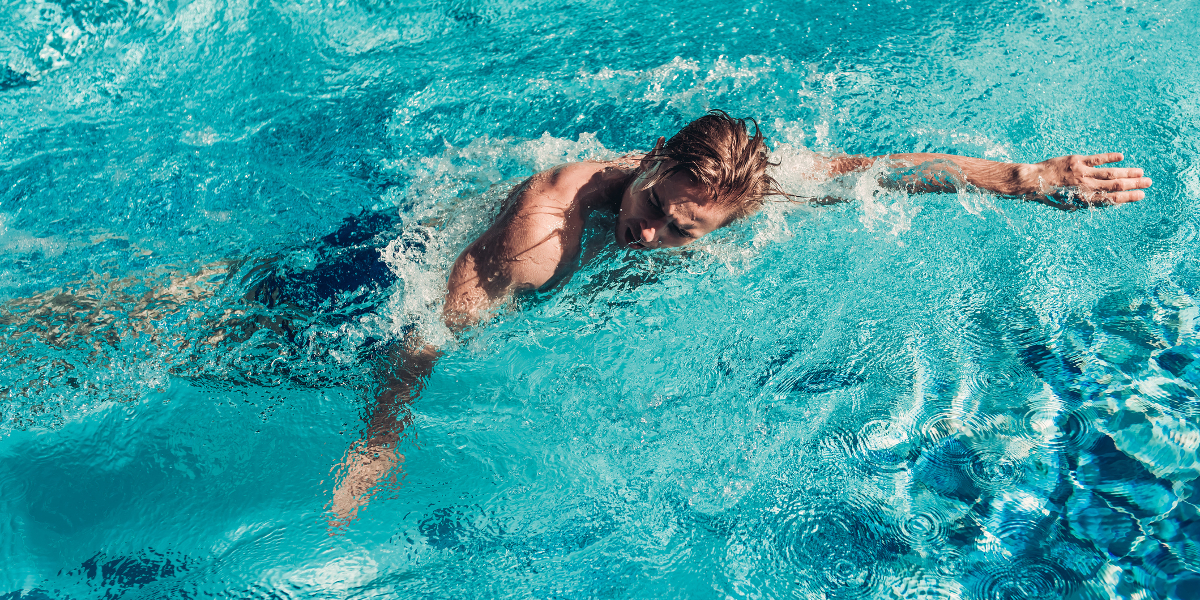 kraulschwimmen erlernen verbessern trainieren